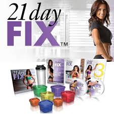 21 Day Fix & Meal Plan