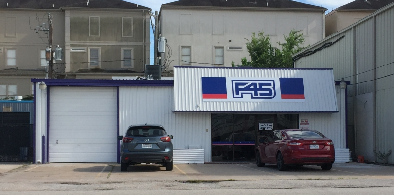 F45 Training Facility
