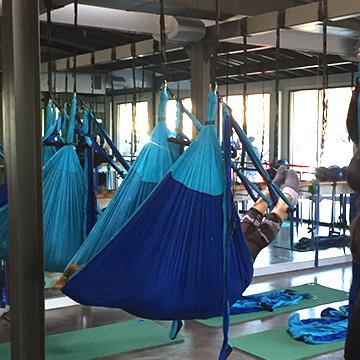 DEFINE Bellaire U2013 Hammock Yoga