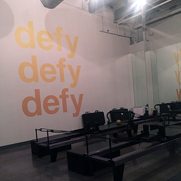 Defy Pilates