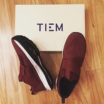 TIEM Cycle Shoes
